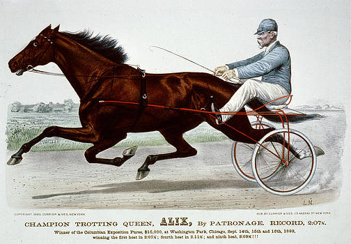 Alix by Currier and Ives