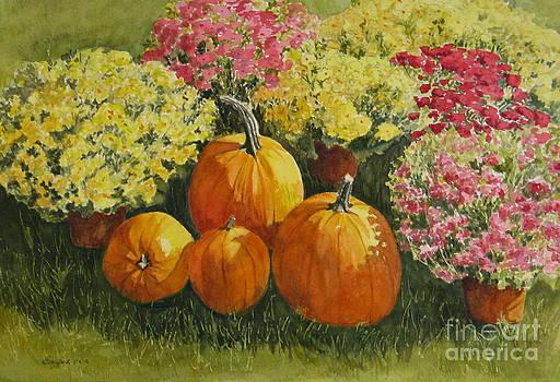 All About the Pumpkins by Vikki Bouffard