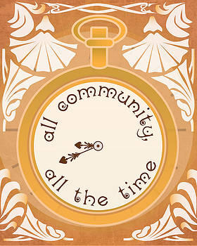 All Community All the Time by Catherine Black