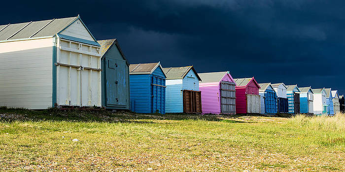 All in a row by Trevor Wintle