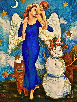 All Kinds In Heaven by Linda Zolten Wood