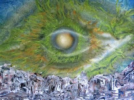 Yuriy Vekshinskiy - All-seeing eye