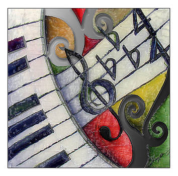 All that Jazz piano by Stacy V McClain