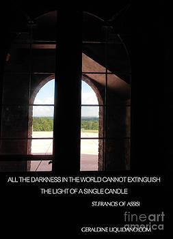 All The Darkeness In The World by Geraldine Liquidano