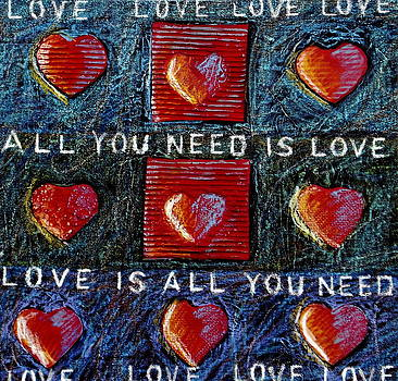 All You Need Is Love 3 by Gerry High