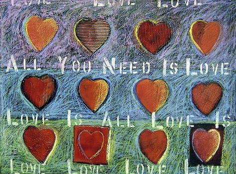 All You Need Is Love by Gerry High