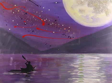 Allegheny Moon by Jack Hanzer Susco