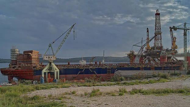 Allegro by Ships in Split