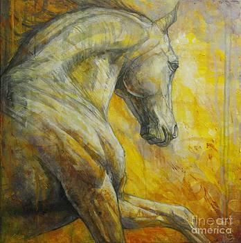Allegro by Silvana Gabudean Dobre