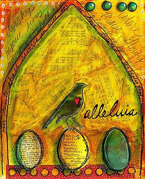 Alleluia by Carrie Todd