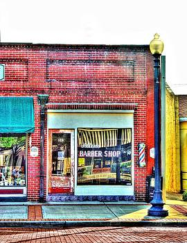 Allens Barber Shop by Mike Bass