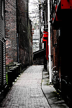 Alley by Allan Millora
