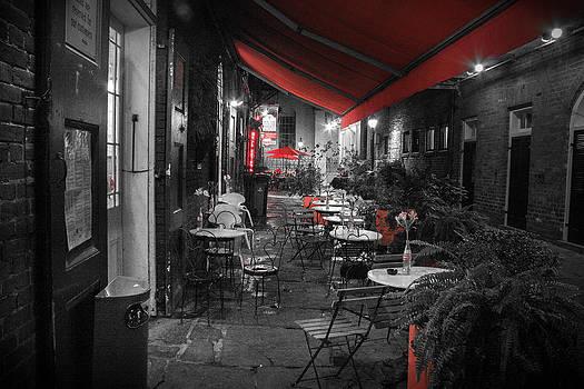 Jeff Mize - Alley Cafe