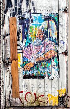 Kathleen K Parker - Alley Doorway - New Orleans