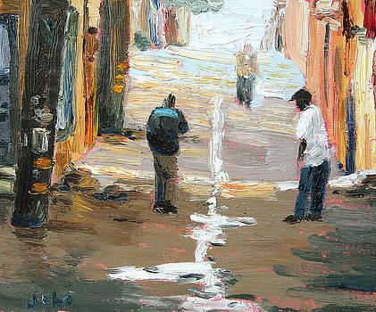 Alley Kats by John Matthew