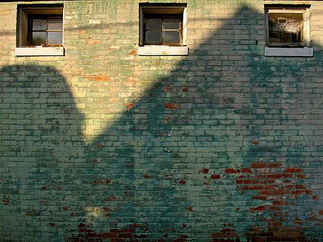 Alley by Sarah Leer