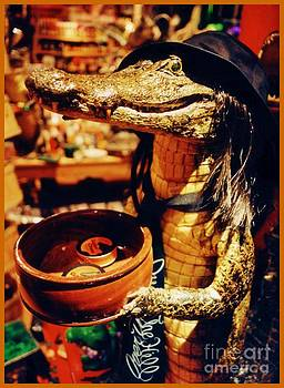 John Malone - Alligator in Louisianna