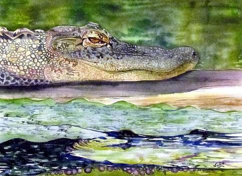 Susan Duxter - Alligator