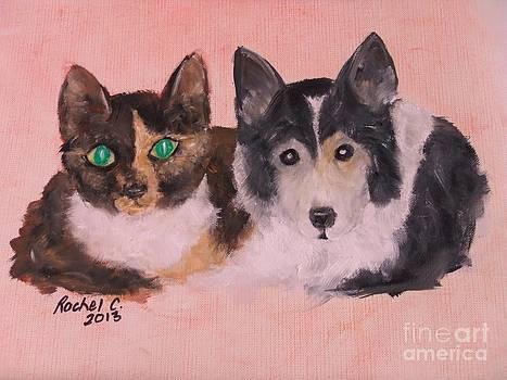 Allisons Girls by Rachel Carmichael