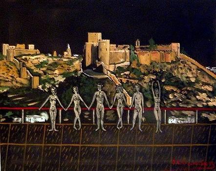 Almeria by Jose Luis Villagran Ortiz