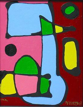 Almond by Nicholas Martori