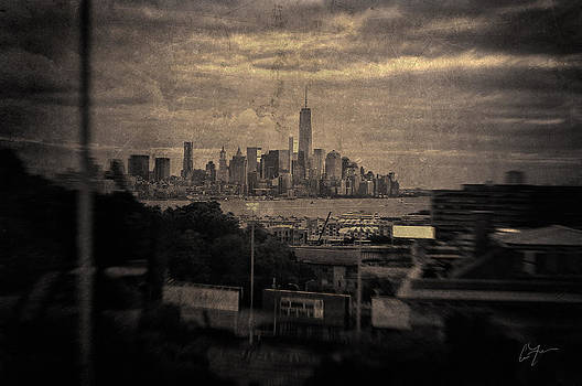 Almost Home by Eric Ferrar