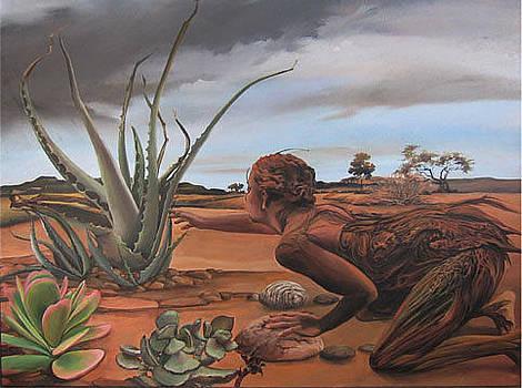 Aloe Vera by Pamela Mower-Conner