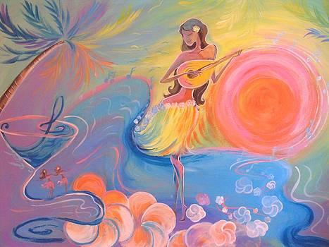 Aloha by Alina Barbuceanu