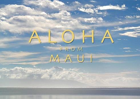 James Temple - ALOHA FROM MAUI