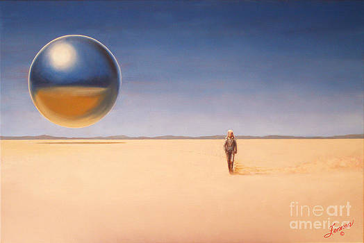 Alone by Charles Fennen