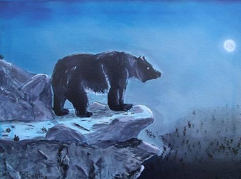 Alone by Robert Benton