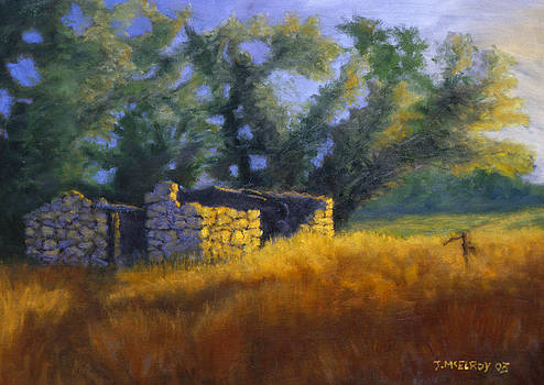 Jerry McElroy - Along the Lincoln Highway