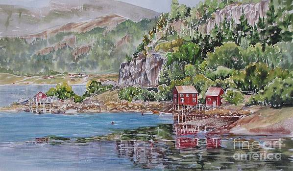 Along_the_Coast_of_Norway by Nancy Newman