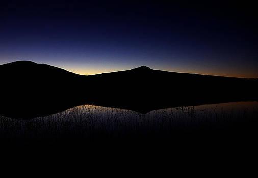 Alpenglow by Allan Erickson