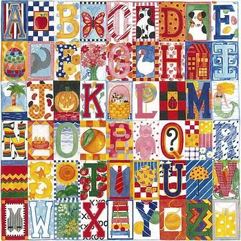 Alphabet by Barbara Esposito