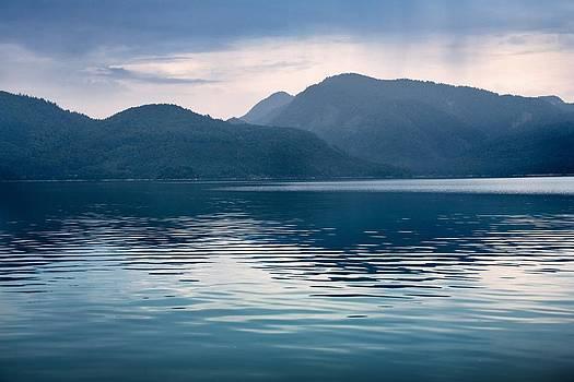Alpine Lake by Bjoern Kindler