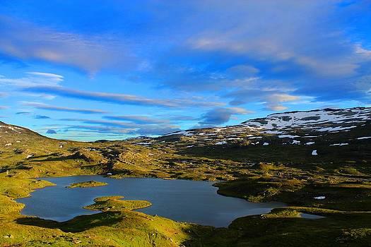 Julia Fine Art And Photography - Alpine lake