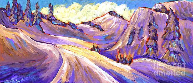 Alpine Mornings by Sara Zimmerman