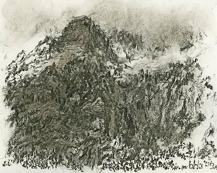 Alpine Tempest by Bruce Blanchard