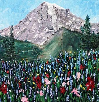 Alpine Valley by Joe  Bishop