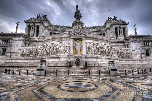 Yhun Suarez - Altare della Patria - Vittorio Emanuele 1.0