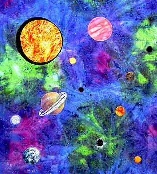 Alternate Solar System by Maureen Wartski