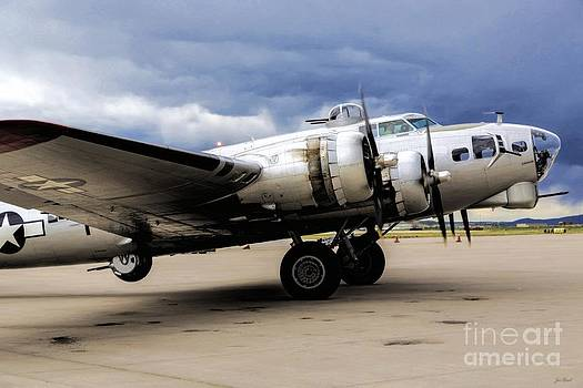 Jon Burch Photography - Aluminum Overcast - All Business