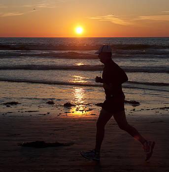 Always a runner by Nathan Rupert