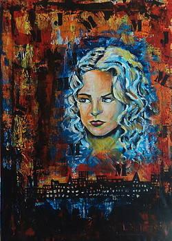 On my mind by Ljiljana Jensen
