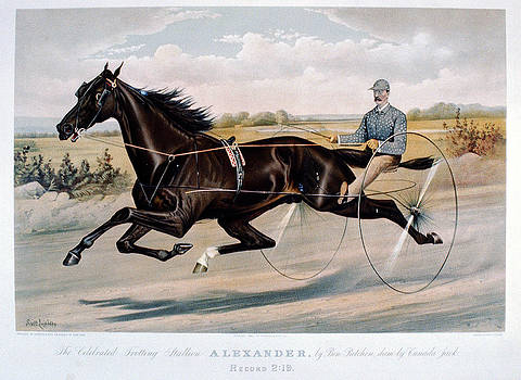 Alxander Two by Currier and Ives