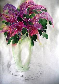 Alyvos - Lilacs by Hedwig Pen