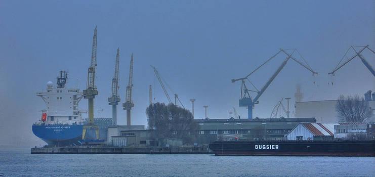 Alexander Drum - am Hafen