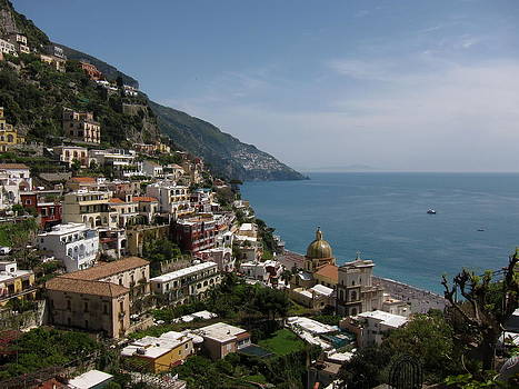 Amalfi Coast by Patricia King
