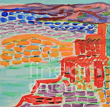 Amalfi Coast by Sharon Worley
